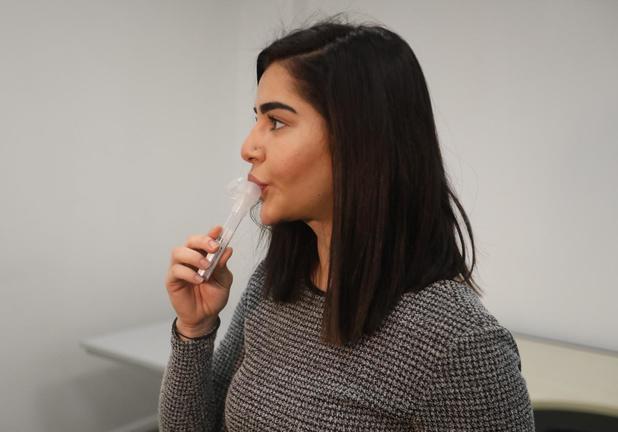 Lancement d'un projet pilote de tests salivaires Covid-19 auprès des enseignants du primaire et du secondaire