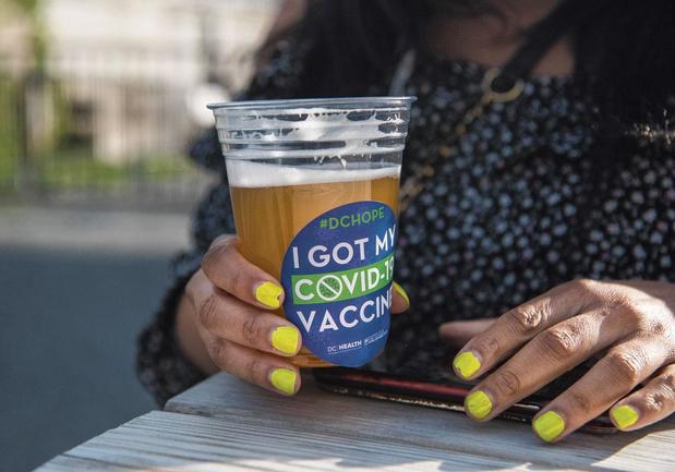 Un vaccin, une bière