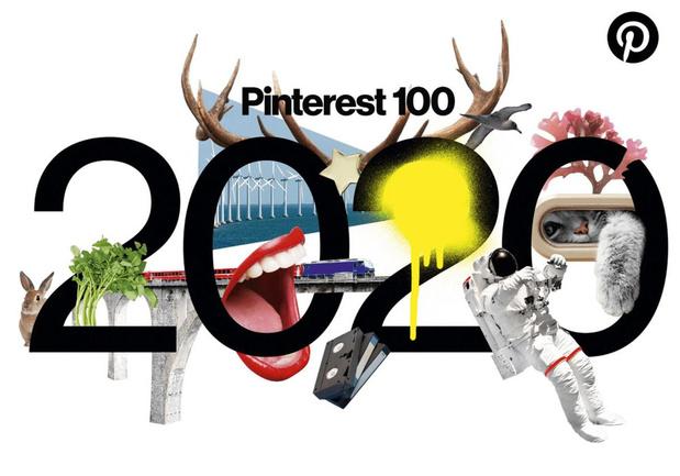 Pinterest analyse les tendances incontournables de 2020