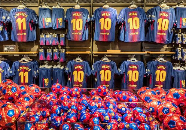 Corona in het Spaanse voetbal: troost, economische schade en veel besmettingen