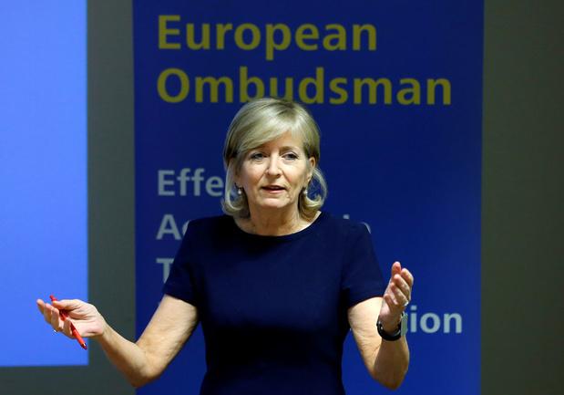 Europese ombudsman tikt Commissie op de vingers voor contract met BlackRock