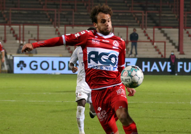 Yani Van Den Bossche (19) maakt eerste minuten bij KV Kortrijk