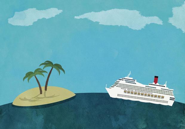 Croisières : toujours aucun paquebot sur l'océan