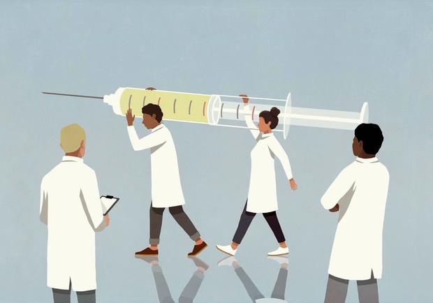 Psychologen zien nood aan psychologische ondersteuning van taskforce vaccinatie