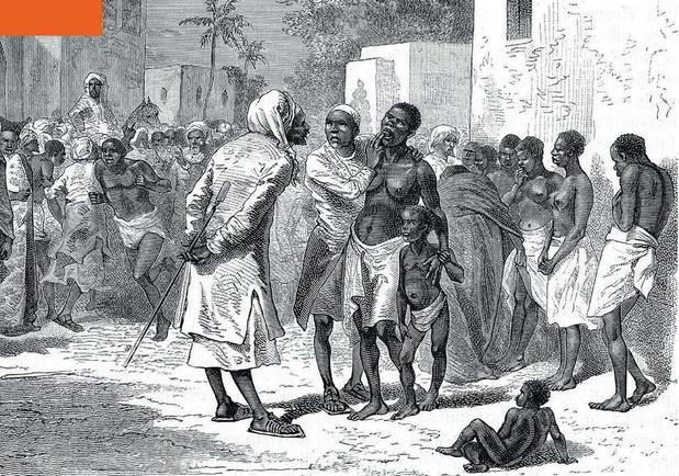 Colonialisme: le grand tabou de l'esclavagisme arabe