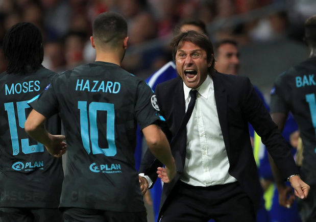 Eden Hazard: hopen op Antonio Conte?
