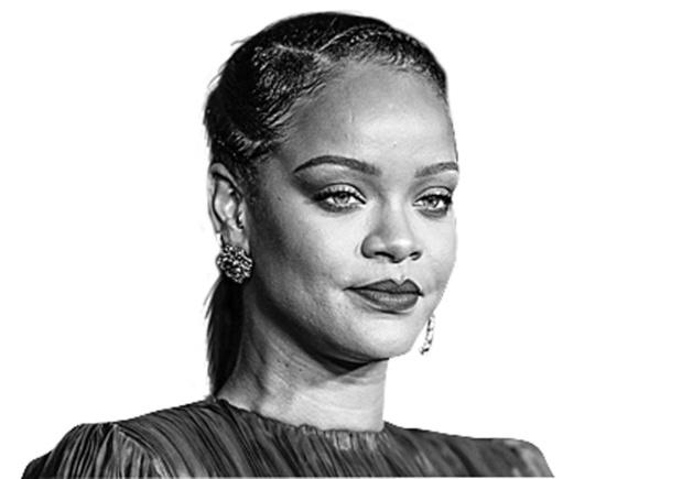 Rihanna - Kritisch voor India