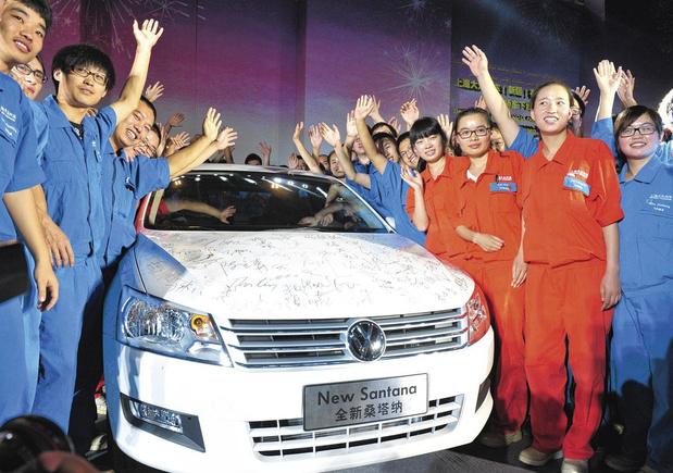 Des relations délicates avec la Chine dans l'automobile et l'aéronautique