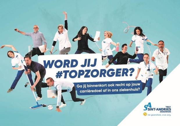 Snel groeiend Sint-Andriesziekenhuis zoekt medewerkers met team 'topzorgers' te versterken