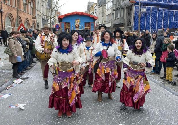 Scoutsival en carnaval vinden dit weekend gewoon plaats in Roeselare