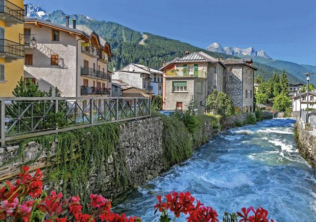 Le charme des Alpes italiennes