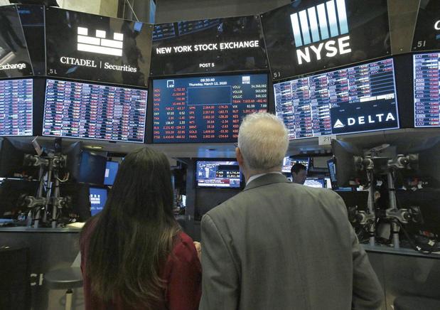 Les robots secouent les Bourses