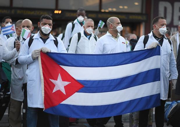 PVDA, SP.A en PS nomineren Cubaanse internationale medische brigades voor Nobelprijs Vrede