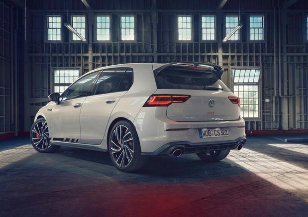 Volkswagen lance la Golf GTI Clubsport