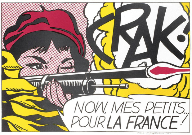 Le point sur Roy Lichtenstein