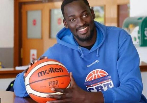 Basket SKT Ieper haalt Senegalese versterking binnen