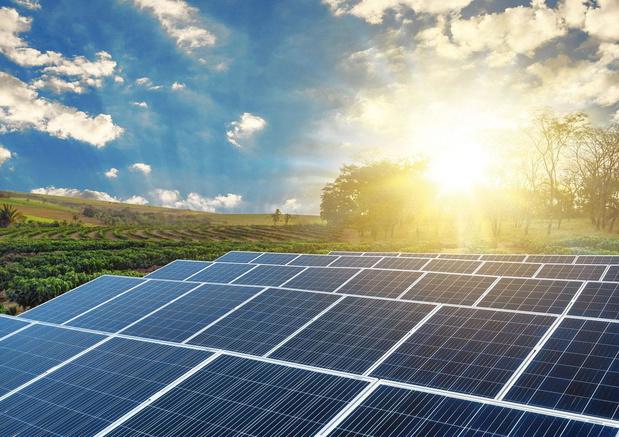 Rendement de 15% pour le solaire