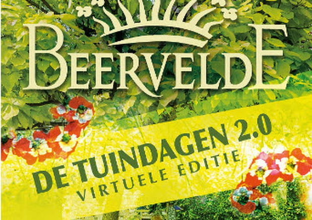 Tuindagen van Beervelde gaan virtueel