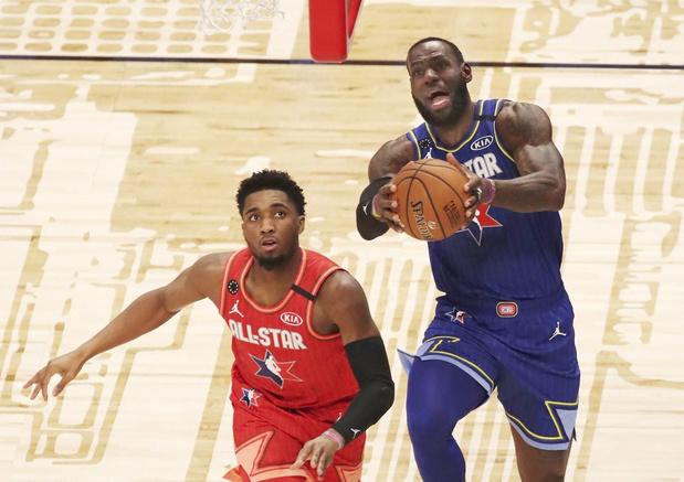 Waarom het NBA All Star Game in Chicago de beste editie in vele jaren werd