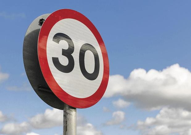 Les petits excès de vitesse bénéficieront aux communes