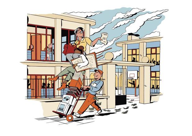 Hoe Vlaamse scholen big business werden