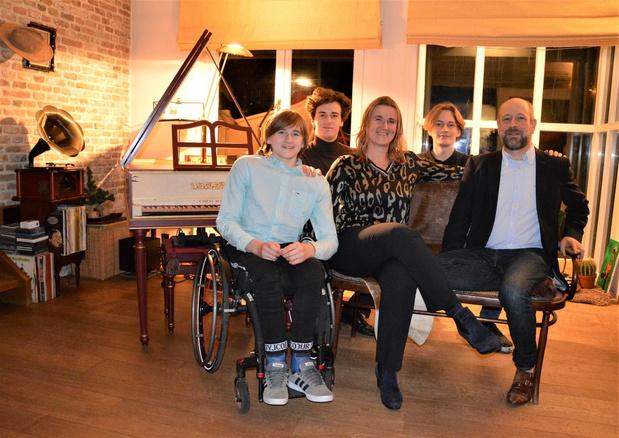 Ultrakid Johannes genomineerd voor Nederlandse Nationale Kinderprijs van NOS