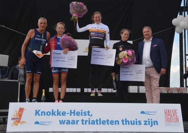 Geen Zwintriatlon in Knokke-Heist, wel virtueel alternatief