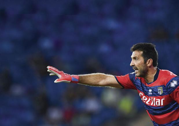 "Rencontre avec Gianluigi Buffon: ""Je rêve du Qatar"""