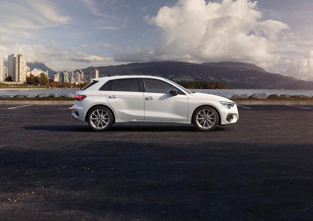 L'Audi A3 roule aussi au gaz naturel