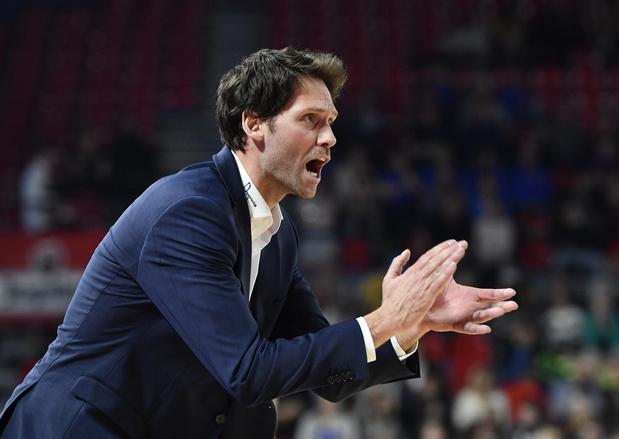 Charleroicoach Rotsaert ambitieus naar bekerfinale: 'Zoveel momenten krijg je niet om prijzen te pakken'