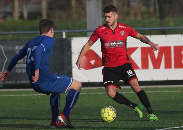 KFC Mandel United haalt 'nummer 10' Sofiane Oumedjeber (Winkel Sport) terug