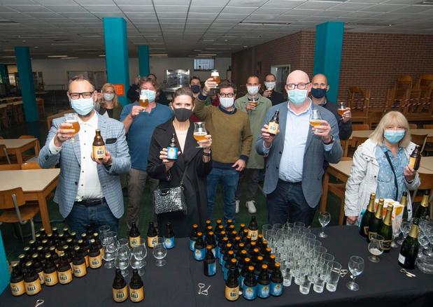 Brugse scholengroep Impact pakt uit met nieuw pedagogisch project én met biertje