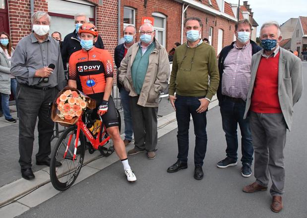 Jochen Deweer wint Langemarks avondcriterium