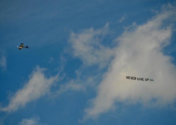 Knokke-Heist brengt 'Never Give Up' als boodschap