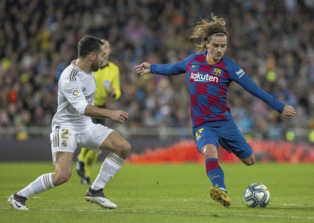 Barça-Real Madrid: un Clásico de malades