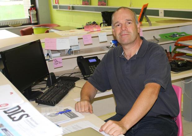 Stefaan Vanbiervliet is nieuwe directeur van Ter Molen Lauwe