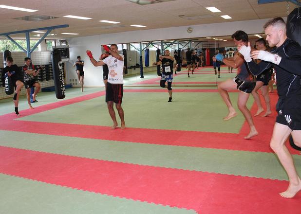 """Boxing Club Menen: """"Onze trainingen zijn niet volledig stilgevallen"""""""