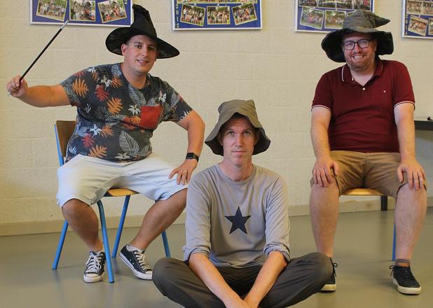 Academie en basisschool Barthel werken muzikaal samen