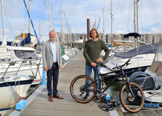 Blankenbergse jachtclub pakt uit met jeugdwerking