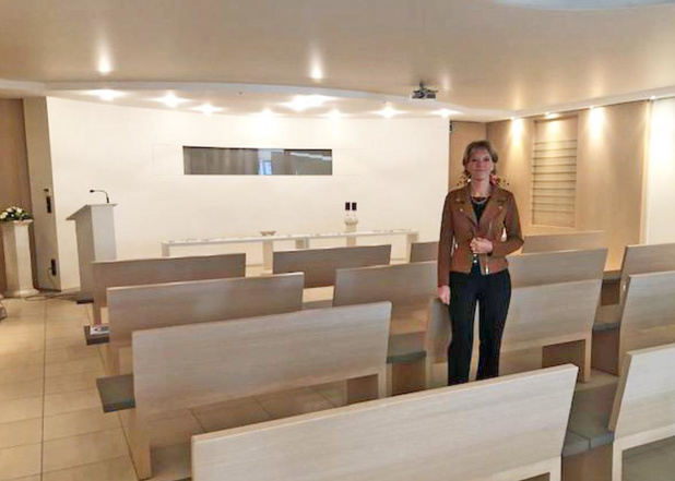"Anja Vinckier van uitvaartcentrum Viaene-Vinckier getuigt: ""We maken drama's mee"""