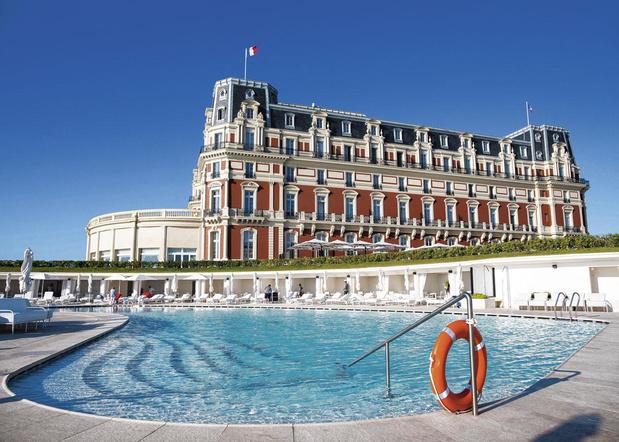 L'Hôtel du Palais, une renaissance basque