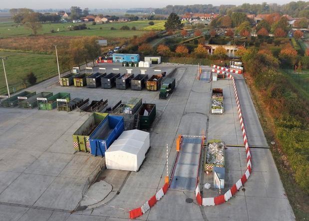 Milieupark Koksijde start binnenkort weer met inzameling asbest