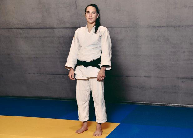 """Amber Ryheul tevreden na Grand Slam Boedapest: """"Eindelijk terug op de mat"""""""