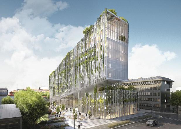 """Carlo Ratti, fondateur du Senseable City Lab: """"Le bureau est loin d'être mort"""""""