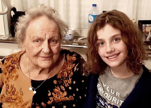 Georgette en Umi worden zondag samen 100 jaar