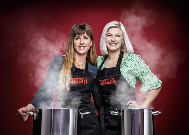"""Nieuw Oostends duo in 'Mijn Keuken, Mijn Restaurant': """"Koken doe je met je hart"""""""