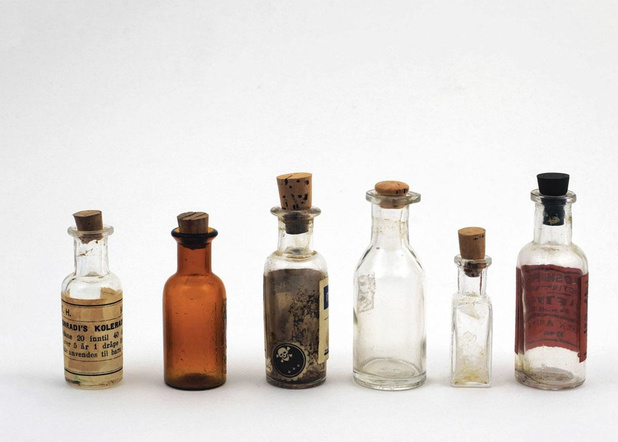 Une potion du Moyen Age, antibiotique du futur