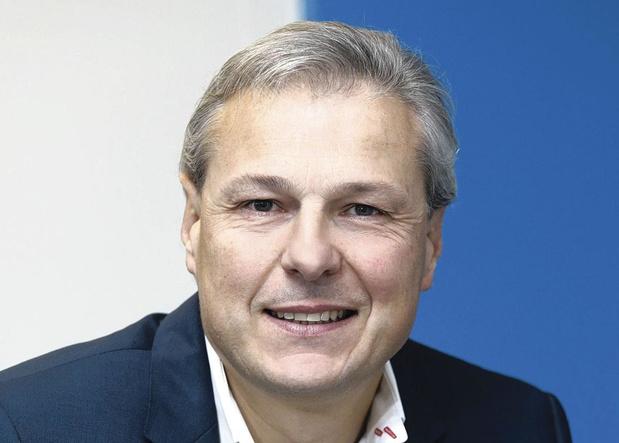 Laurent Jossart à Liege Airport