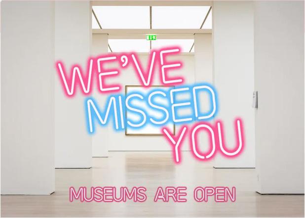 #museumsareopen: deze Brusselse musea heropenen vanaf 18 mei