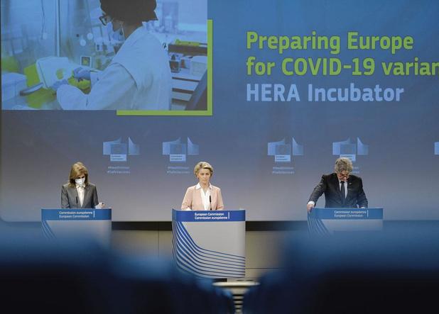 Vaccins: objectif de mars non tenu dans l'Europe, immunité collective possible cet été